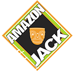 Amazon Jack – The Bug Monkey Logo