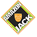 Amazon Jack Pest Control – The Bug Monkey Logo